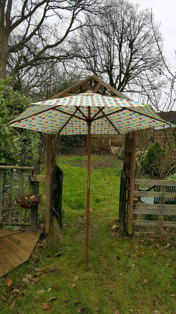 Garden Paradol/umbrella