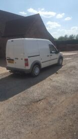 Ford Transit Connect 2004 1.8tdci low miles/FULL MOT