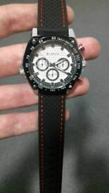 Mens Gents Watch Curren Nearly New