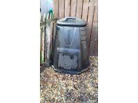 Free garden compost bin