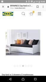 Ikea Brimnes daybed