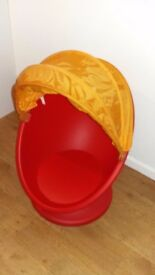 Ikea children swivel chair