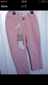 IDo girls trousers age 2 new with tags