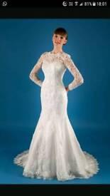 Diane Haribridge Wedding Dress