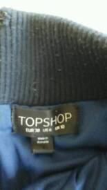 Top shop skirt