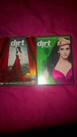 Dirt season 1 and 2 complete series DVD