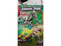 Jurassic Park Items