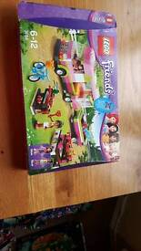 Lego friends set 3184 camper van immaculate boxed and instructions