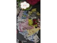 Clothes 0-3 mc