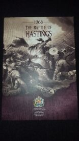 Battle of hastings 950th bronze coin