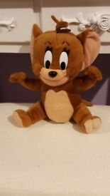 Jerry Mouse 9' tall from Tom and Jerry Warner Brother seated soft toy