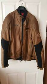 Dainese leather jacket d2 xl