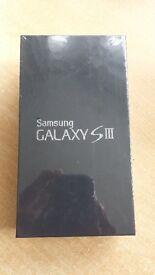 Samsung Galaxy S3, 16GB, Brand NEW Condition, Boxed, Unlocked