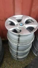 Bmw alloys 3 series vivaro trafic van