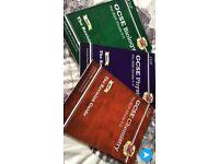 GCSE Science & PE revision books