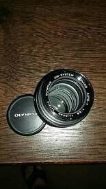 OLYMPUS 100 mm OM system.