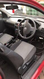 Vauxhall Corsa 1.2 Twinport (54 Plate)