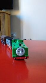 Thomas the Tank Engine - Duck no 8 battery operated engine