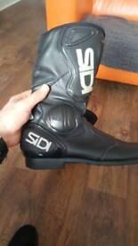 Sidi motorcycle boot size 40 uk 6.5