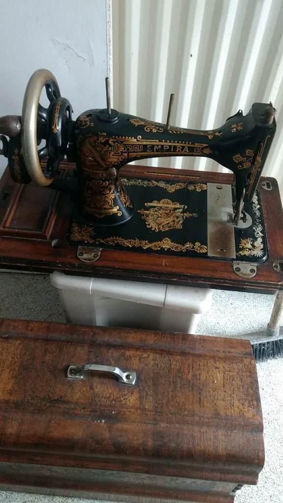 Vintage Sewing Machine In Hollywood West Midlands Gumtree