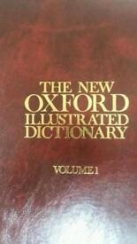 Oxford Illustrated Dictionary 1978