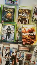 Joblot 50 x Ps3 xbox 360 wii ps2 games for sale