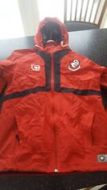 Football training jacket