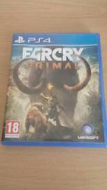 Ps4 game far cry primal