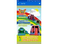 Bouncy castle hire fallowfield 07463255077