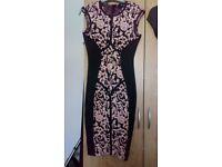 Size 8 AX Paris dress - small fitting