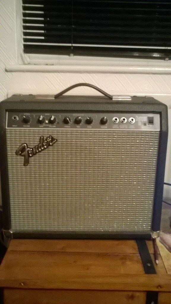 fender amp for sale in south shields tyne and wear gumtree. Black Bedroom Furniture Sets. Home Design Ideas
