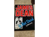 2 James Dean books