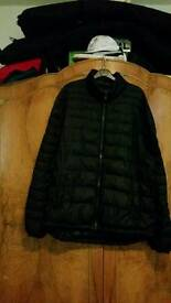 Michael kors down jacket XL