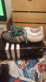 Adidas football shoes 11.5 brand new