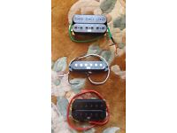 Ibanez INF1 INFS1 INF2 pickups (great for a custom built guitar project!)