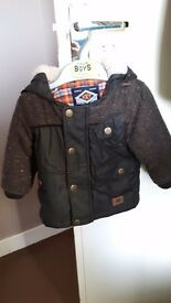 Next Winter Jacket 3-6 months