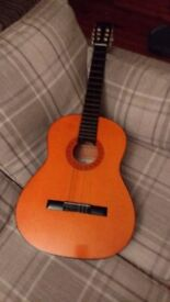 Hohner acoustic guitar - ideal for beginners