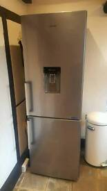 Samsung fridge freezer with filtered water dispenser. 2 years old.