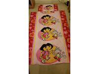 Various single duvet cover and pillow cases