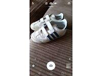 Adidas kids size 9