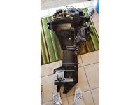 Mercury 15hp outboard motor