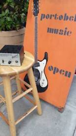 RangeMaestro Treble Booster guitar Pedal