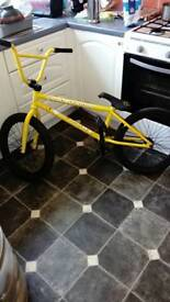 Cult BMX Simpsons edition (£10 off if you do a bar spin on flat)