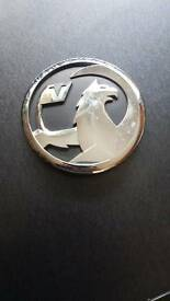 Vauxhall Insignia front badge