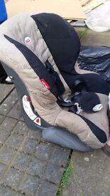 Car seat £7.