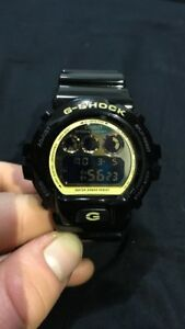 Brand New Black & Gold G-Shock