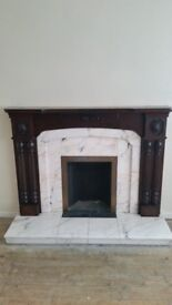 Fireplace in great condition