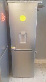 New/Graded DAEWOO RN37DS Frost Free Fridge Freezer with WARRANTY