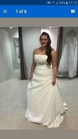 *Half Price* Anna Sorrano wedding dress
