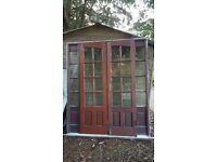French door in excellent condition